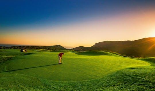 Le parcours du Crete Golf Club