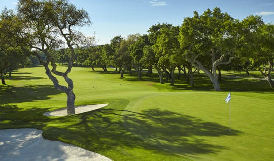 Real Club Valderrama Course