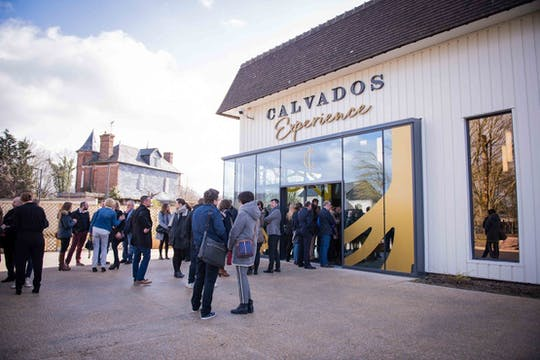 Calvados Experience with cocktail workshop and discovery tasting