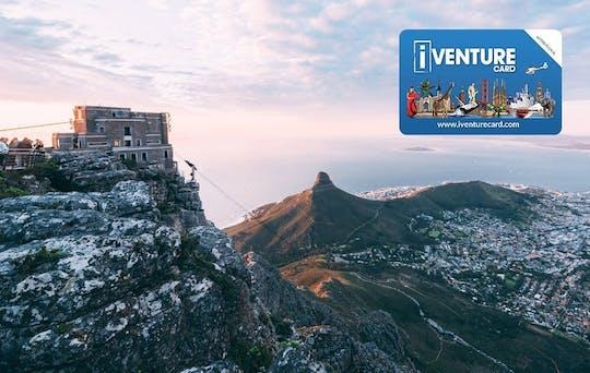 O melhor passe ilimitado para atrações da Cidade do Cabo