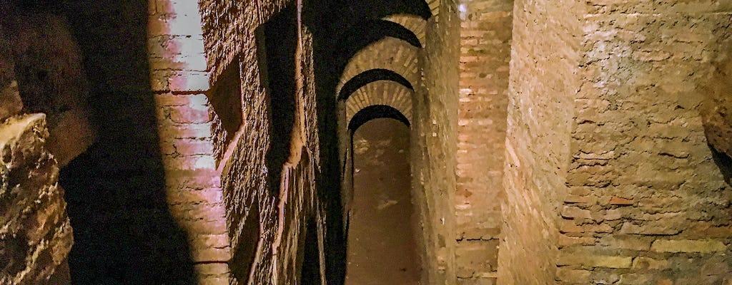Tour delle catacombe a Sofia con un locale