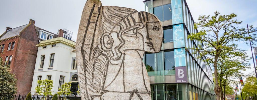 Arte y cultura de Rotterdam con un local