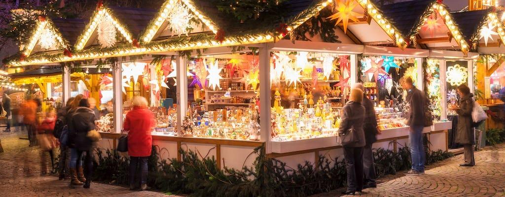 Smak wycieczki po Norymberdze Chirstkindlesmarkt