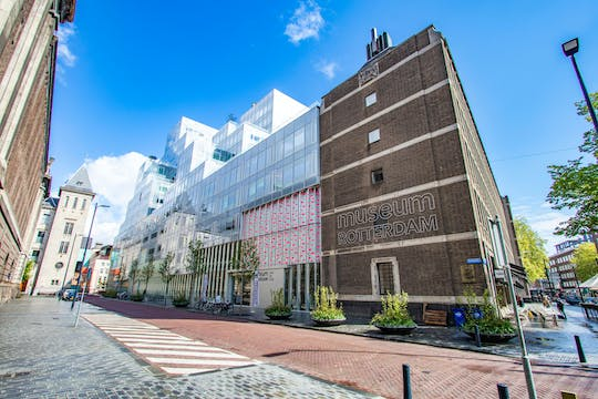 Tour to discover Rotterdam in 90 minutes with a Local
