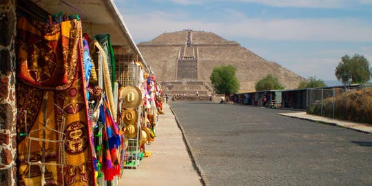 Teotihuacan, Shrine of Guadalupe, and Tlatelolco basic tour