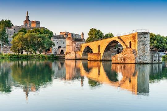 Billets d'entrée combinés pour le palais des papes et et le pont d'Avignon