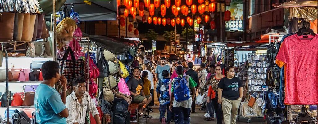 Kuala Lumpur historyczne Chinatown prywatna wycieczka jednodniowa
