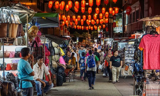 Kuala Lumpur historical Chinatown private day tour