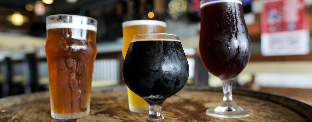 1-day or 3-day Houston Brew pass with tastings