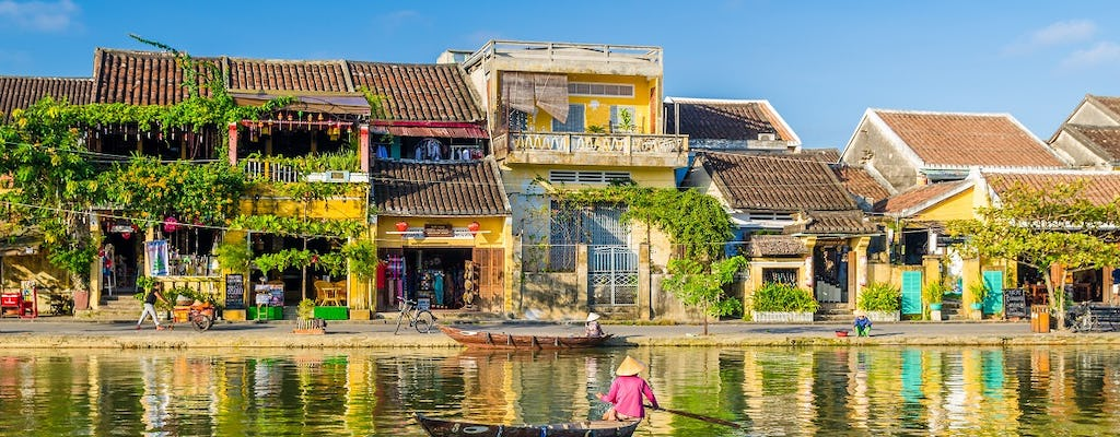 Full-day tour Hoi An ancient and My Son Holly Land