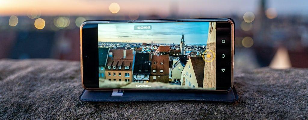 Rallye pour débutants dans la ville culinaire de Nuremberg