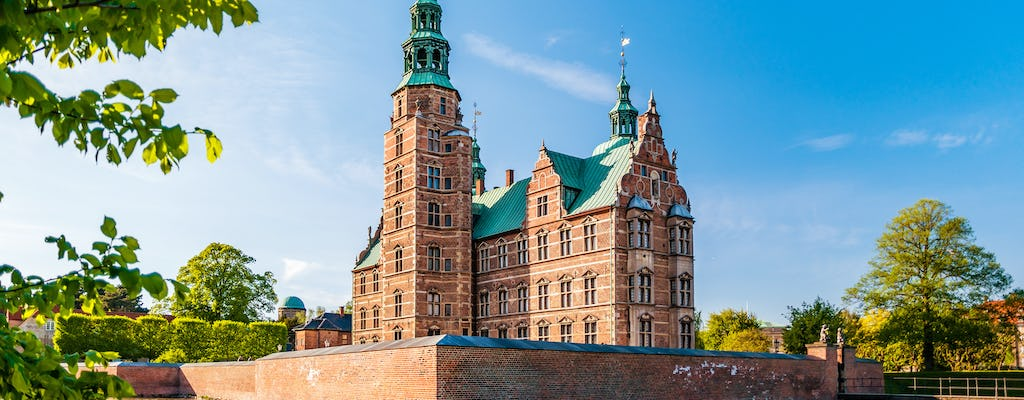 Rosenborg Castle and Crown Jewels private tour in Copenhagen