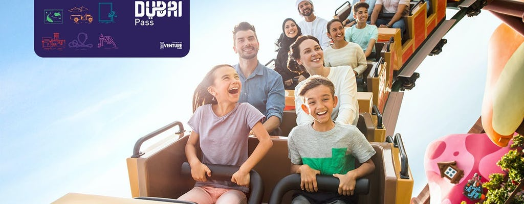 Dubai Unlimited Attractions Pass