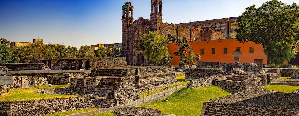 Teotihuacan, Schrein von Guadalupe und Tlatelolco All-Inclusive-Tour