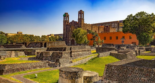 Teotihuacan, Shrine of Guadalupe, and Tlatelolco  all-inclusive tour