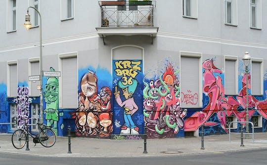 Kaleidoscopic Berlin Kreuzberg passeio a pé