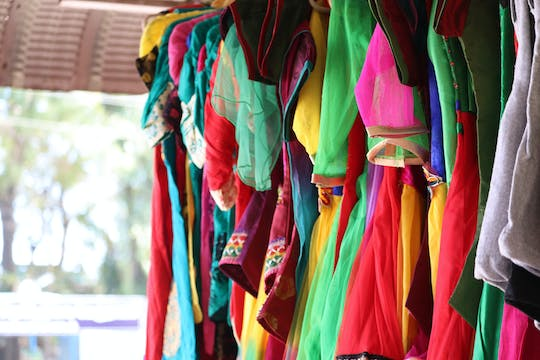 Half-day shopping tour in Chennai