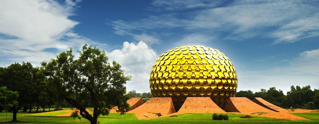 Full-day tour to Pondicherry