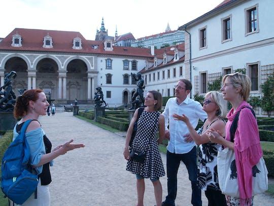 Прага Ренессанса и барокко сады экскурсия с историком