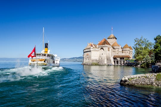 Chateau Chillon Entrance Ticket