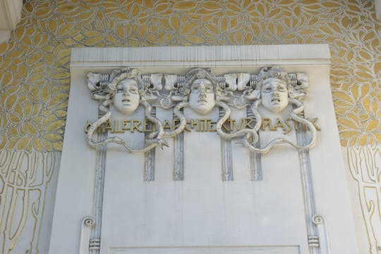 Vienna Art Nouveau and Otto Wagner walking tour with a historian