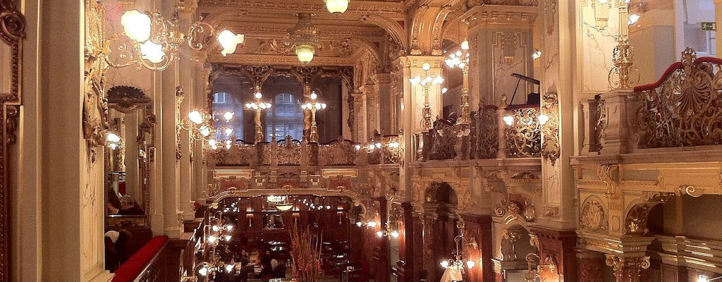 Café Wandering tour: An Excursion through Budapest's Belle Epoque
