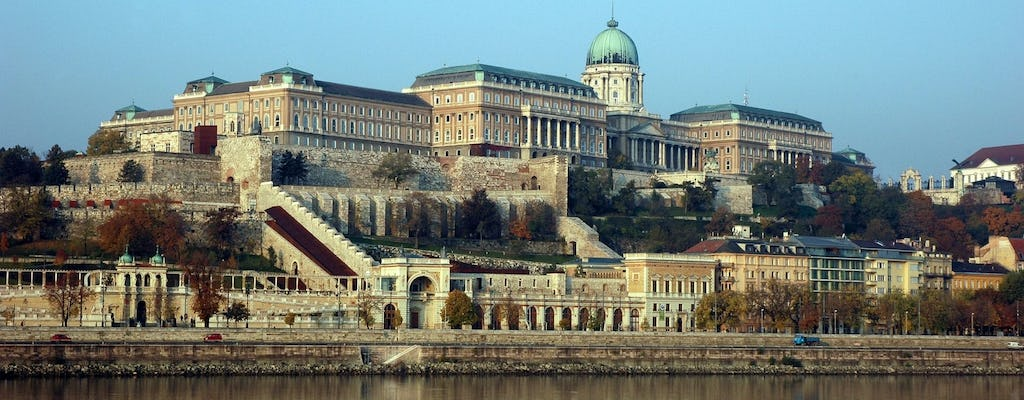 Buda Castle 3-hour tour with a friendly historian