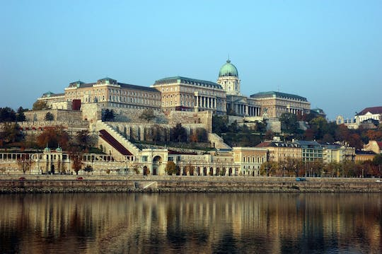 3-hour tour of Buda Castle with a historian