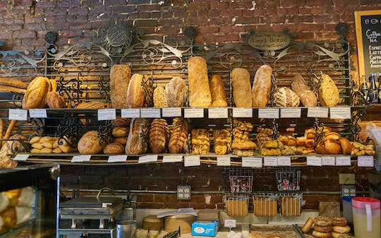 NYC Parks and Brunch bakeries tour