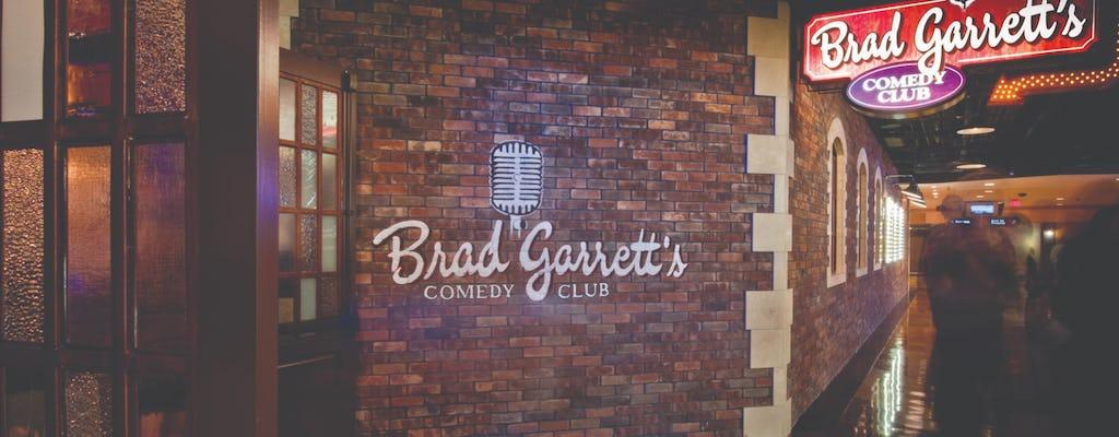 Ingressos para o Comedy Club de Brad Garrett em Las Vegas