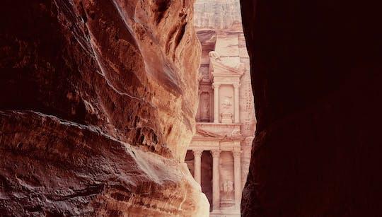 Excursion privée d'une journée à Petra avec excursion à Little Petra au départ d'Amman