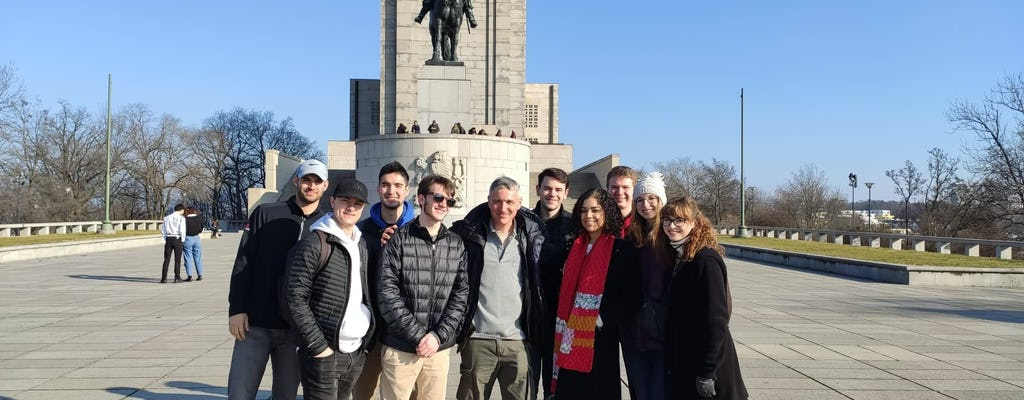 The Cold War Years - Prague under Totalitarianism Tour with a Historian