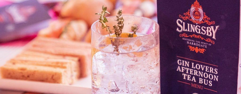 Tour pomeridiano in autobus per gli amanti del gin da Trafalgar Square