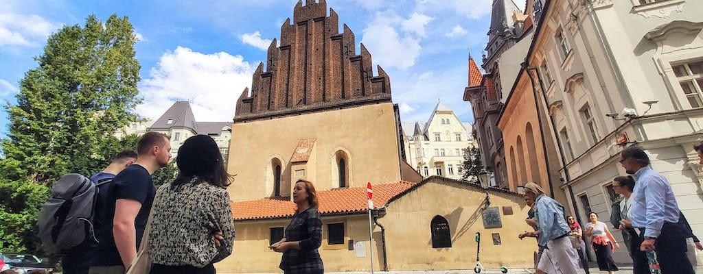 Historias de la Praga judía con un historiador