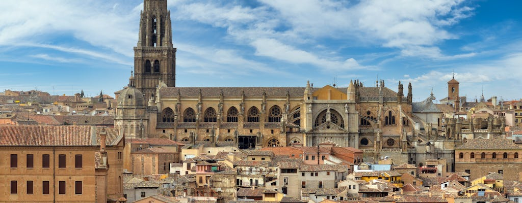Tour to Segovia, Ávila and Toledo from Madrid