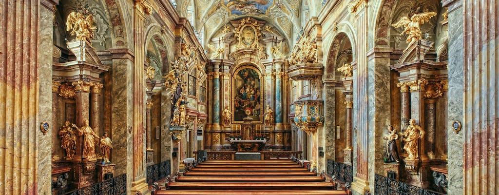 Концерт классической музыки в церкви св. Анны в Вене
