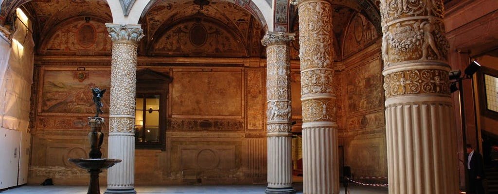 Palazzo Vecchio tour. Discover life at the Medici court