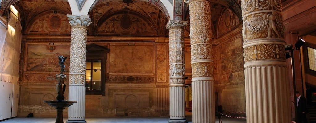Visita al Palazzo Vecchio. Descubre la vida en la corte de los Medici