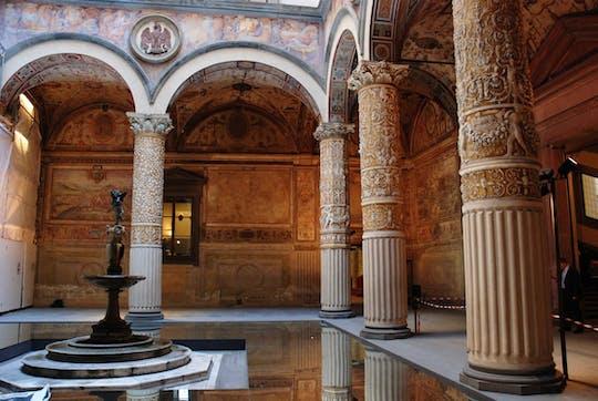 Tour di Palazzo Vecchio. Scopri la vita alla corte dei Medici
