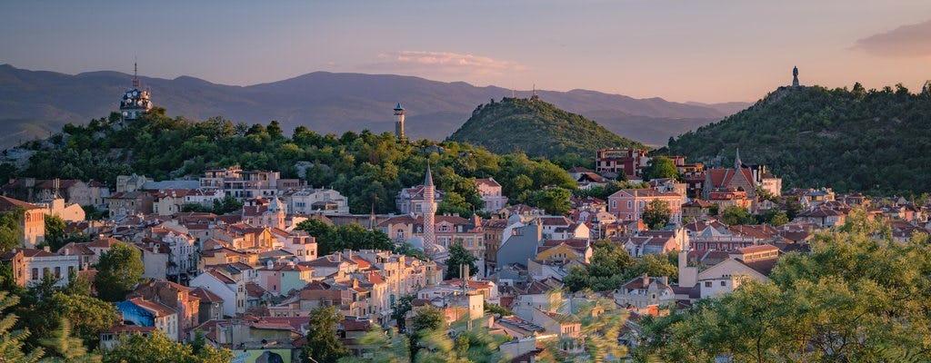 Plovdiv walking tour