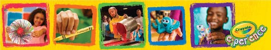 Crayola Experience skip the line 1-day ticket