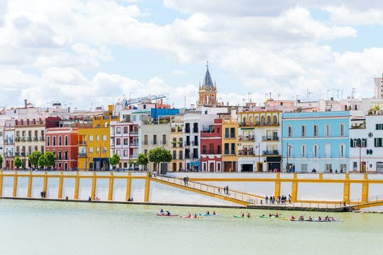 Guided tour of Triana