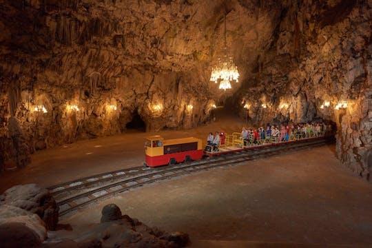 Lipica Stud farm and Postojna cave tour from the Slovenian Coast