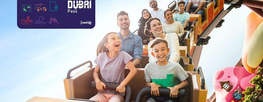 Dubai Flexi Attraction Pass