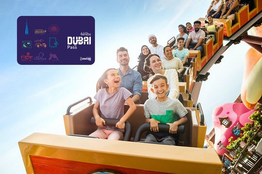 Dubai Flexi Attraction Pass