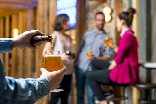 Пиво, закуски и взрывы из прошлого частная пешеходная экскурсия