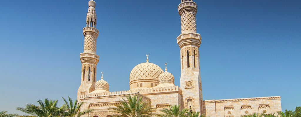Half-day traditional Dubai sightseeing tour