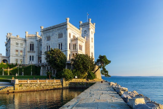 Trieste Hop-on hop-off tour