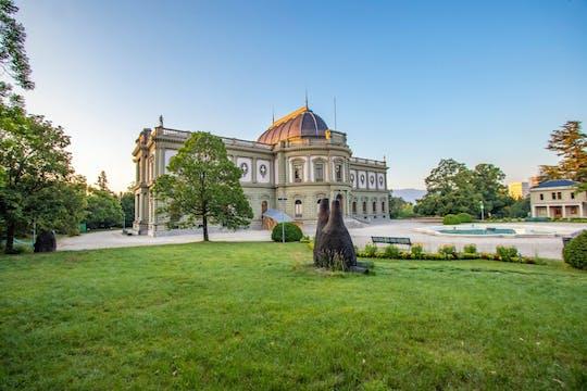 Tour de arte e cultura em Genebra com um morador