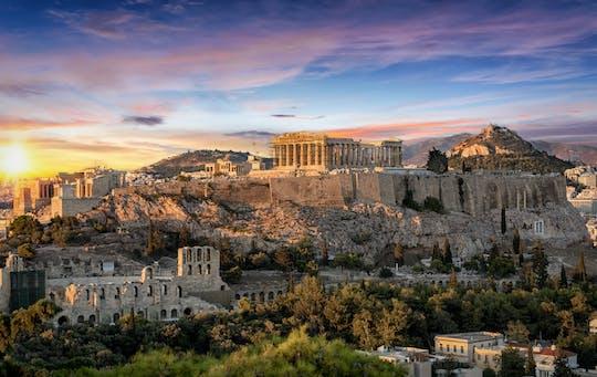 Visita guiada a Atenas e ao Museu da Acrópole